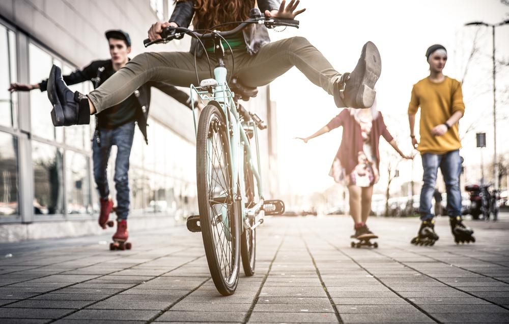 Emerging Adolescence